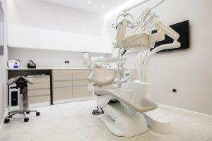 sillón dentista De La Riva