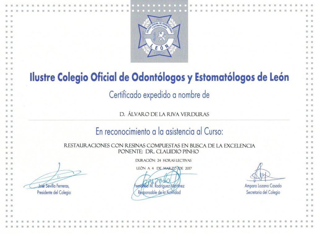 diploma odontologos en leon