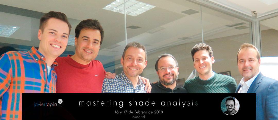 mastering shade analysis alvaro de la riva