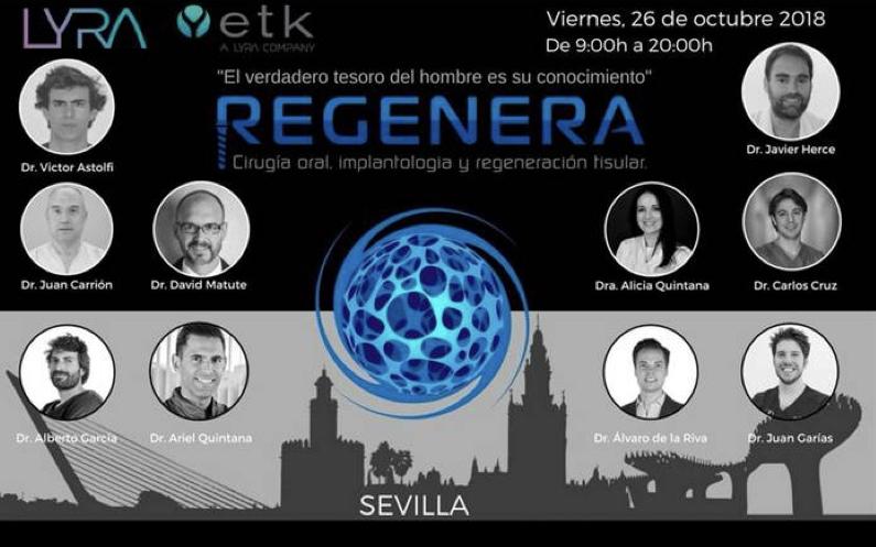 Regenera: Cirugía Oral, Implantología y Regeneración Tisular