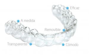 Sistema Invisalign de Ortodoncia Invisible