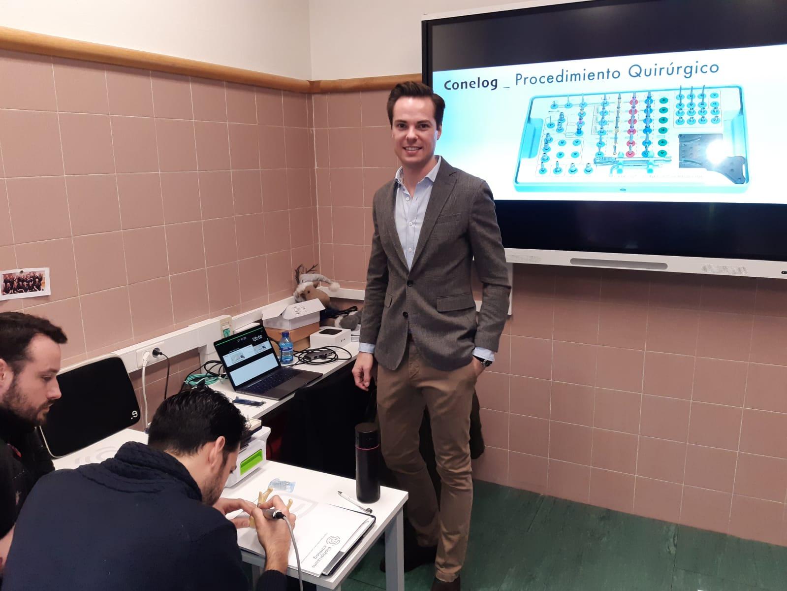 Máster de Odontología Restauradora Basada en las Nuevas Tecnologías